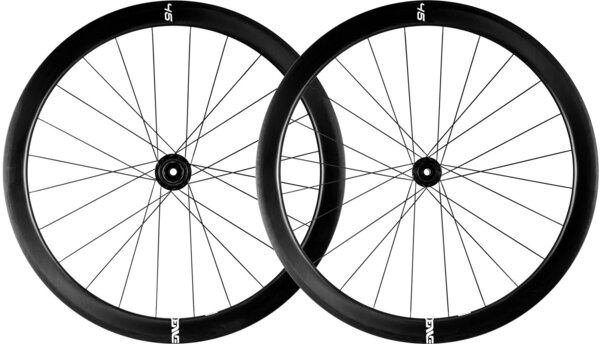 ENVE ENVE 45 Foundation Disc Wheelset Color: Black