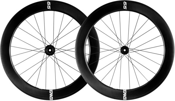 ENVE ENVE 65 i9 Disc Wheelset Color: Black