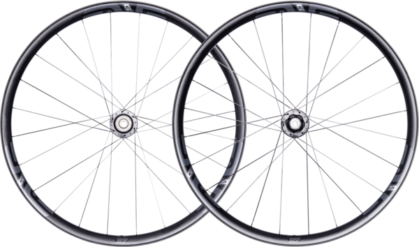 ENVE G27 ENVE Alloy Hub Wheelset Color: Black Decal