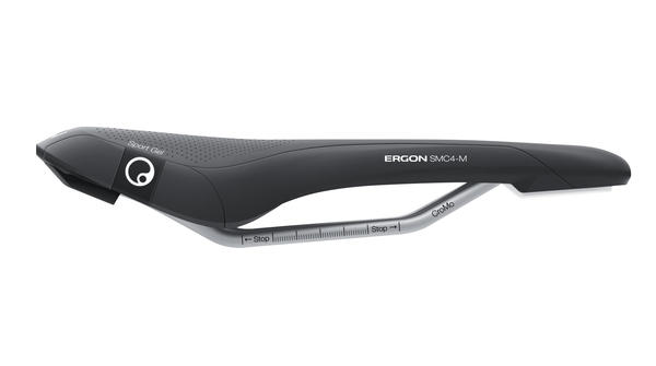 Ergon SMC4-Sport Gel Color: Black