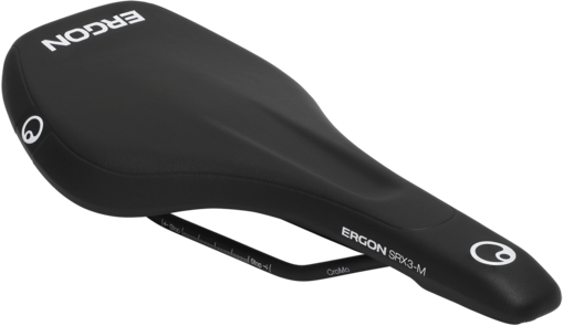 Ergon SRX3 Color: Black