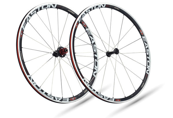 Easton EA90 Aero Front Wheel