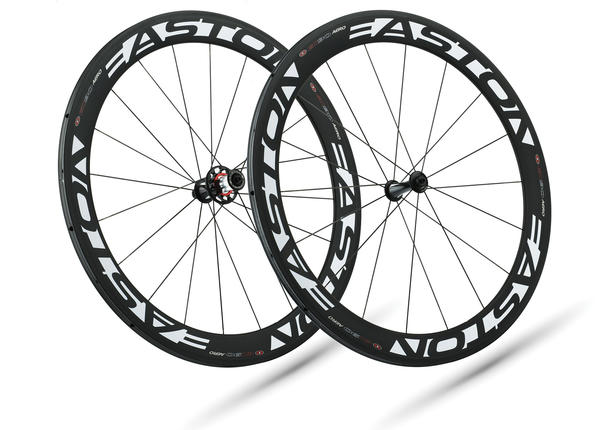 Easton EC90 Aero Rear Wheel (Tubular)