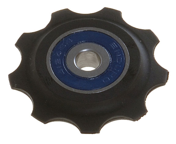 e*thirteen by The Hive Chain Guide Idler Pulley Color: Black