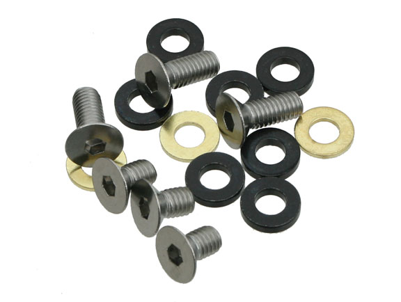 e*thirteen by The Hive ISCG Mounting Bolt Kit Size: 10/16mm