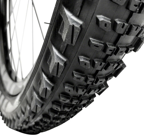 e*thirteen by The Hive LG1 EN Race 29-inch Semi-Slick Tubeless Color: Black