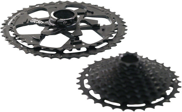 e*thirteen by The Hive TRS Plus 12-Speed Cassette Color: Black