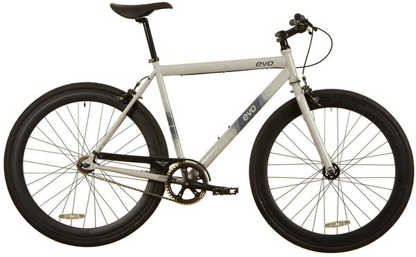 Evo Acton Single-Speed Color: Gray Ghost