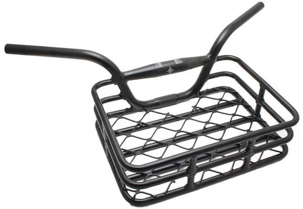Evo Brooklyn Basket Color: Black