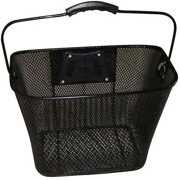 Evo E-Cargo QR Mesh Traveler Basket Color: Black