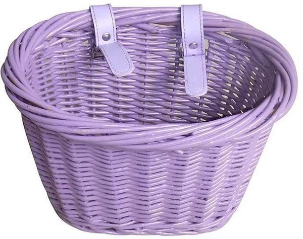 Evo E-Cargo Wicker JR Basket