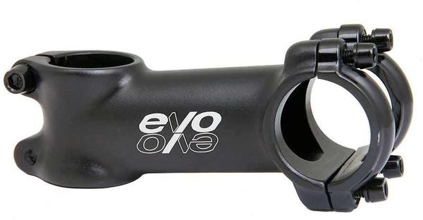 Evo E-Tec OS Clamp Diameter | Color | Length | Rise | Steerer Diameter: 31.8mm | Black | 70mm | 7° | 1-1/8-inch