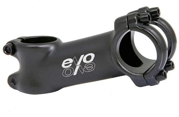 Evo E-Tec OS Clamp Diameter | Color | Length | Rise | Steerer Diameter: 31.8mm | Black | 80mm | 17° | 1-1/8-inch