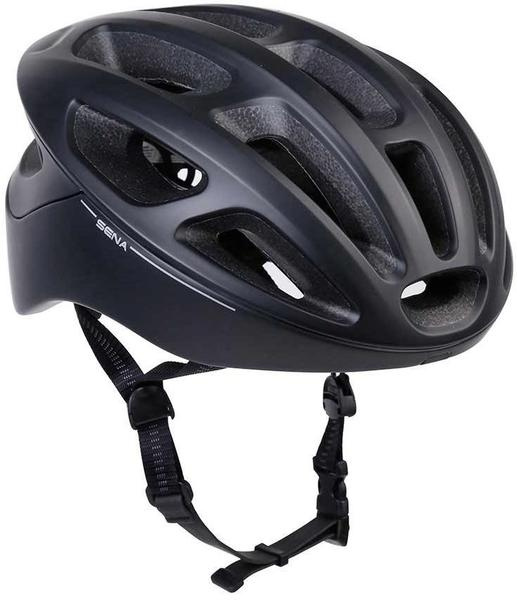 Evo EVO R1 Smart Helmet Color: Matte Black