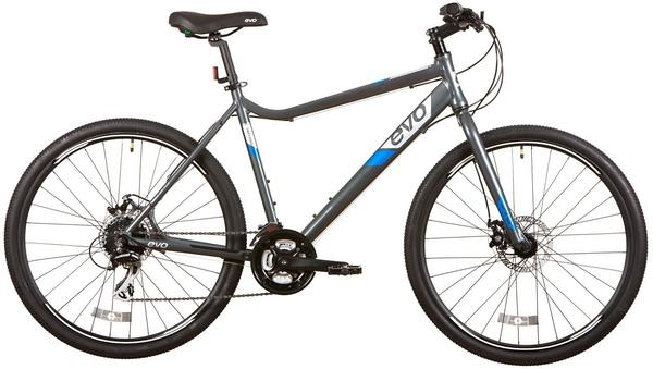 Evo Swift Ridge 5 Color: Steel Gray/Blue