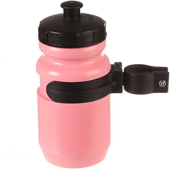 Evo Tieton Youth Bottle Cage Color: Pink