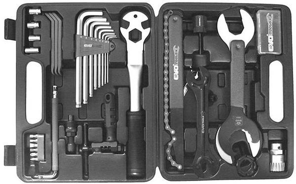 Evo Tool Box 36 Tools