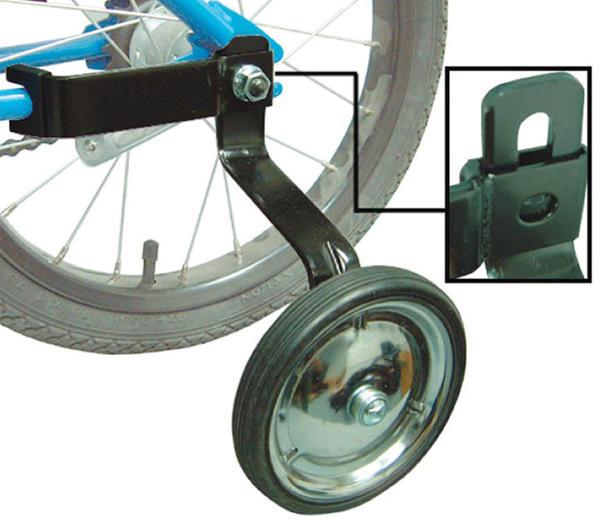 Evo Heavy Duty Training Wheels