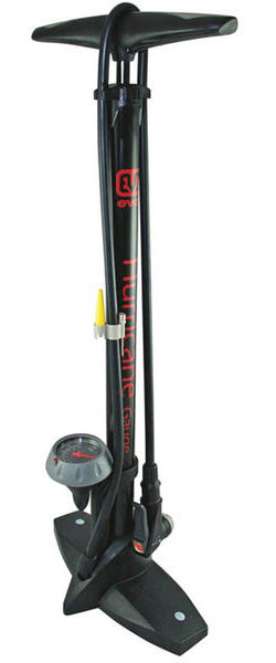 Evo Hurricane Floor Pump w/Gauge