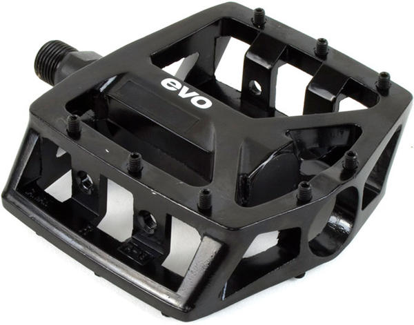 Evo LU-A18 Platform Pedals Color: Black