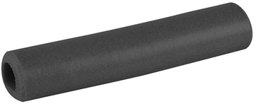 Evo Silicone Foam Grips Color: Black