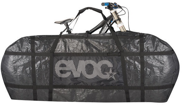 evoc BIKE COVER Color: Black