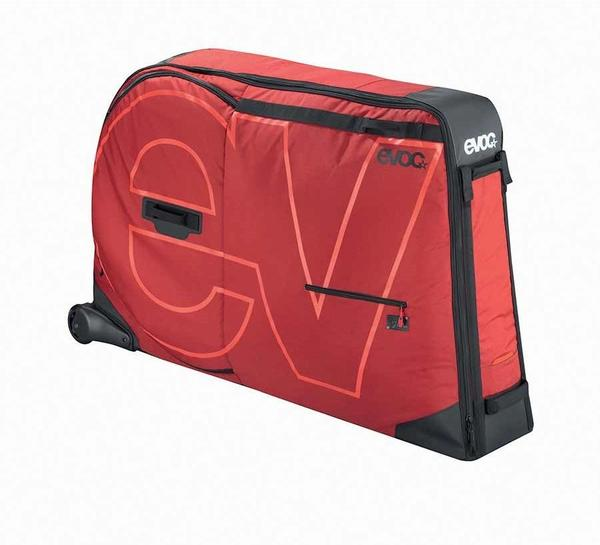 evoc Bike Travel Bag Color | Gear Capacity: Chili Red | 285L
