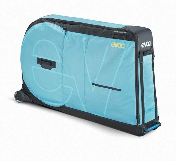 evoc Bike Travel Bag Pro Color: Aqua Blue