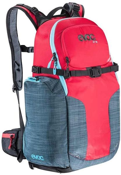 evoc CP 18L Color: Red