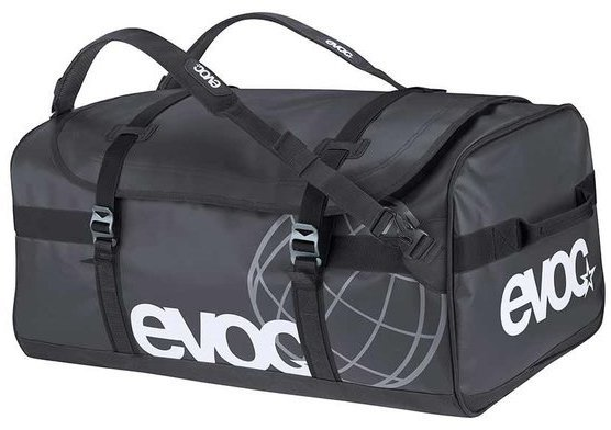 evoc DUFFLE BAG Color: Black