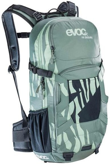 evoc FR ENDURO WOMEN 16L Color: Olive/Light Petrol