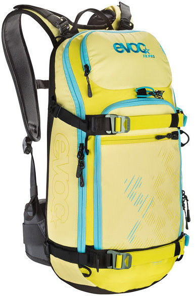 evoc FR PRO WOMEN 20L Color: Yellow/Sulphur