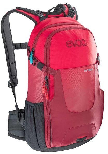 evoc FR TRACK 10L Color: Red/Ruby