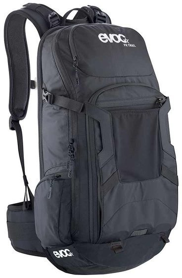 evoc FR TRAIL 20L Color: Black