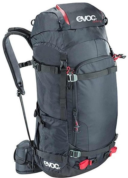 evoc PATROL 40L Color: Black