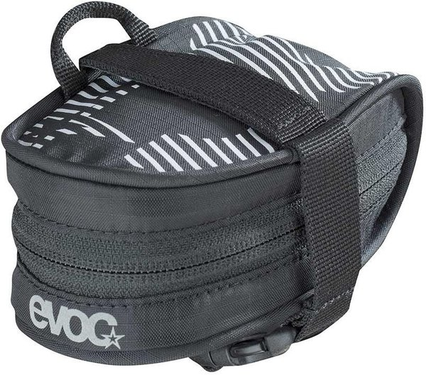 evoc SADDLE BAG RACE Color: Black