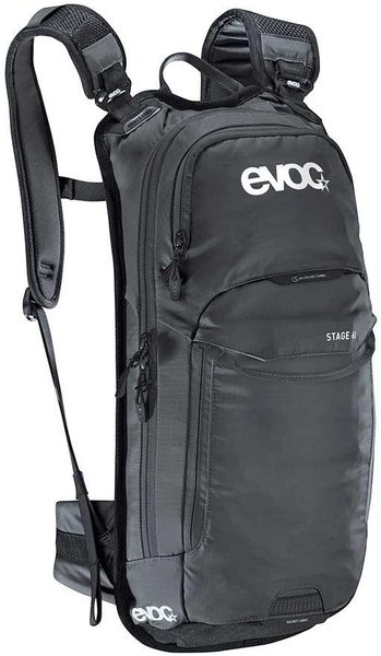 evoc STAGE 6L + 2L Bladder Color: Black