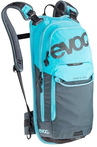 evoc STAGE 6L TEAM + 2L BLADDER Color: Blue/Slate