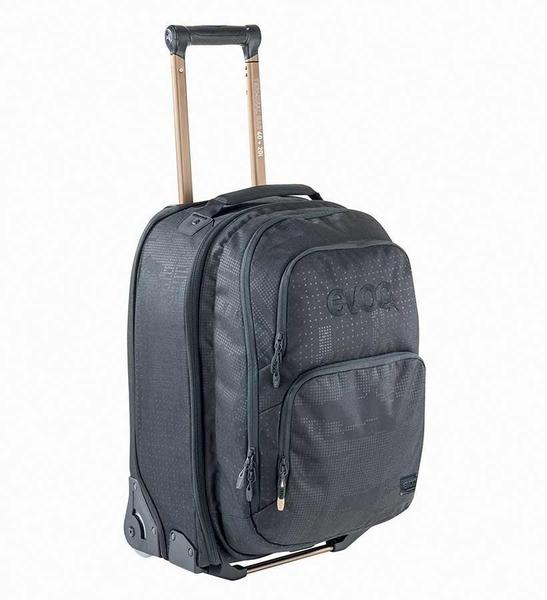 evoc Terminal Bag Color | Gear Capacity: Black | 60L