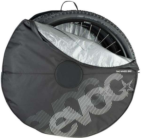 evoc TWO WHEEL BAG Color: Black
