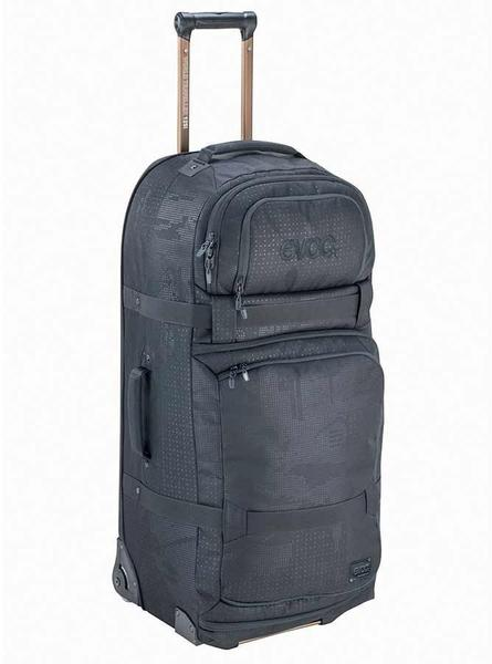 evoc World Traveller Color | Gear Capacity: Black | 125L