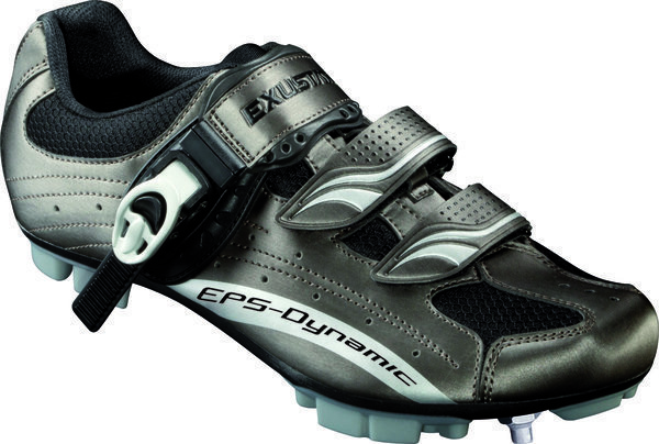 Exustar E-SM306 MTB Shoe Color: Grey