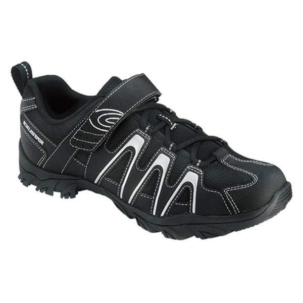 Exustar E-SM842 Sport Mountain Bike Shoe Color: Black