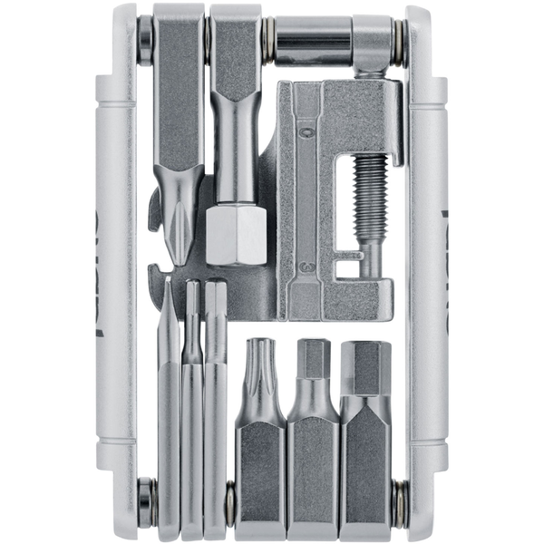Fabric 16-in-1 Compact Multi-Tool Color: Silver