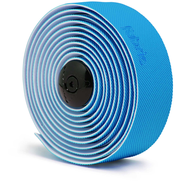 Fabric Knurl Bar Tape Color: Blue