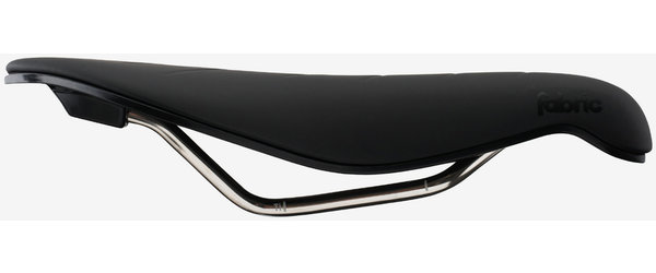 Fabric Tri Race Saddle Color: Black/Black