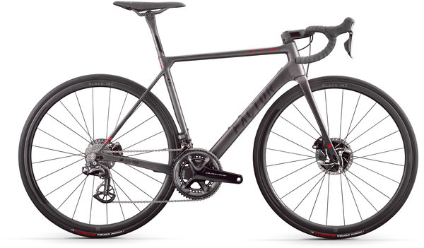 Factor Bikes O2 VAM Disc Chassis Image differs from actual product (complete bike shown)