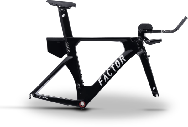 Factor Bikes SLiCK Chassis Image differs from actual product (saddle sold separately)