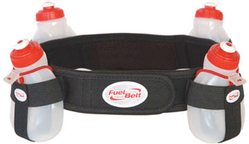 FuelBelt Endurance 4-Bottle Belt