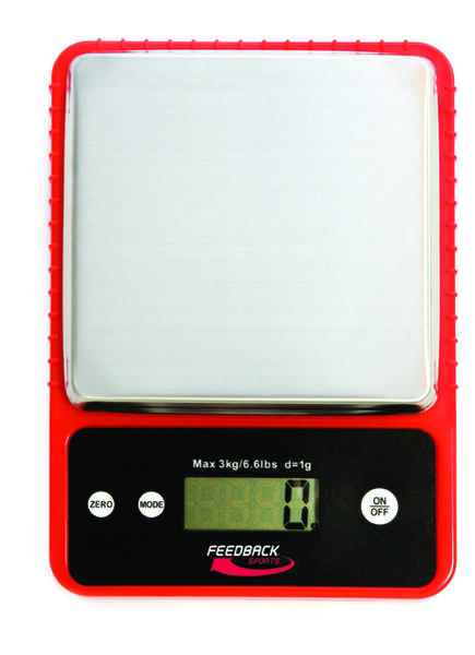 Feedback Sports Summit Table Top Gram Scale